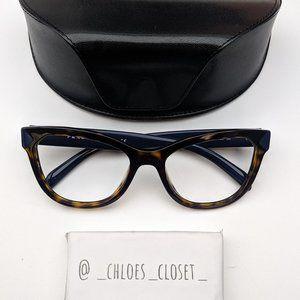 🕶️Prada SPR21S Sunglasses/NO LENSES/PT657🕶️